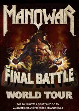 The Final Battle World Tour 2017