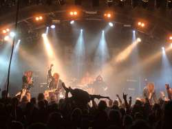 Bullet neues Live Album