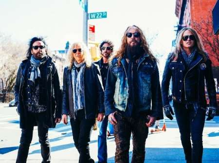 Bandfoto: The Dead Daisies