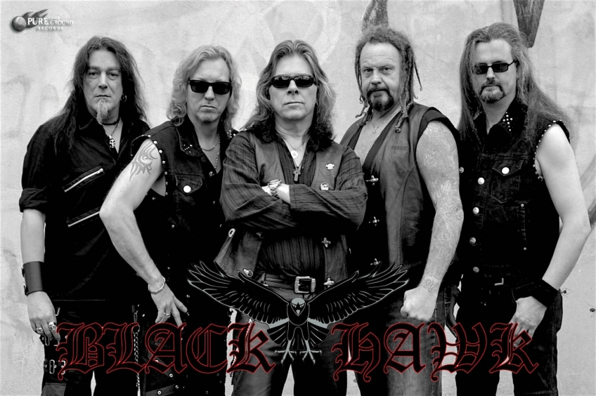 Black Hawk neues Album The End Of The World
